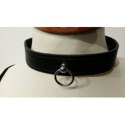 Læder halsbånd, Sadistenstoolbox O's halsbånd