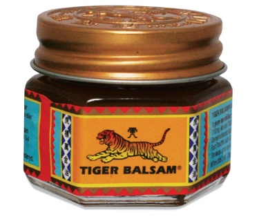BDSM tigerbalsam