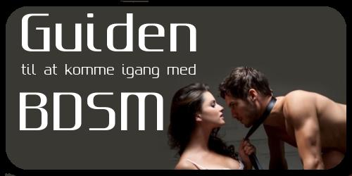 Kom igang med BDSM guide