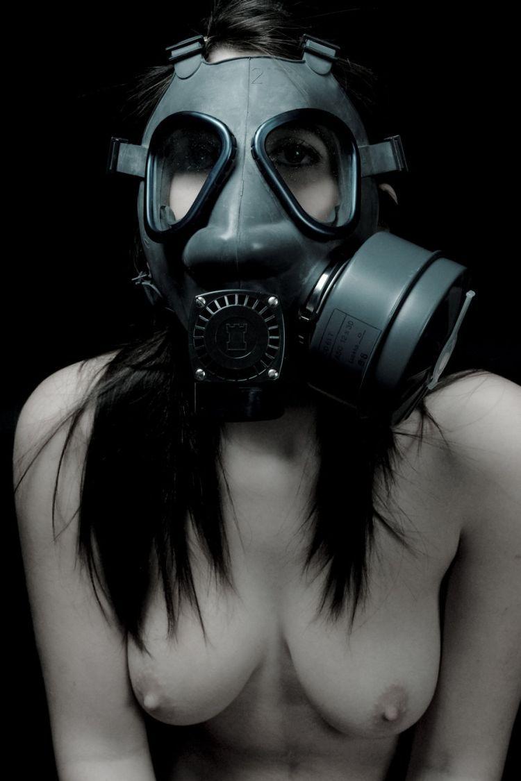 gas maske BDSM