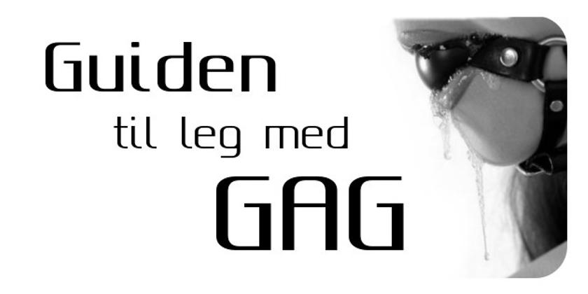 SadistensBlogGuide Sadistens Guide til leg med Dominans.