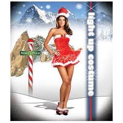 Dreamgirl Holiday de Light, kostumer og sexlegetøj går godt sammen