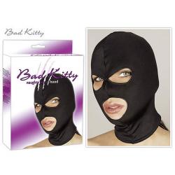 Hovedmaske i Stof med Øjenhuller, masken der gør dig anonym et godt  sexlegetøj
