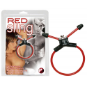 Red Sling Penisring