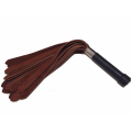 Vandbøffel pisken en læder pisk der giver et tungt slag fra din Sm shop