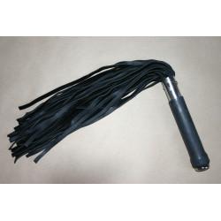 Easy Heat (kort) kort læder pisk der er en rigtig god opvarmer pisk kan bruges over det meste af kroppen