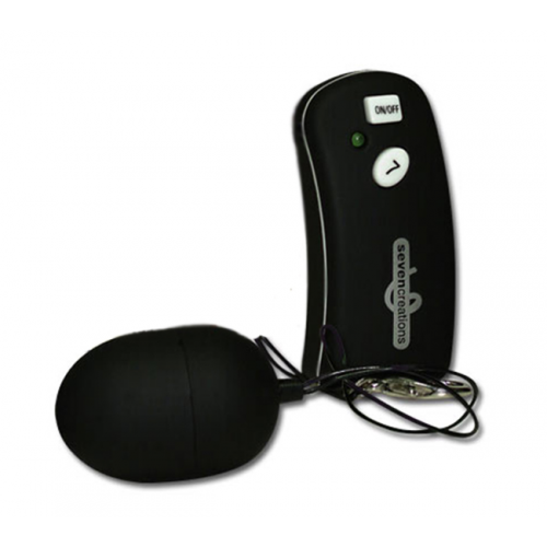 Ultra7 Vibro Bullet Trådløs Vibrator