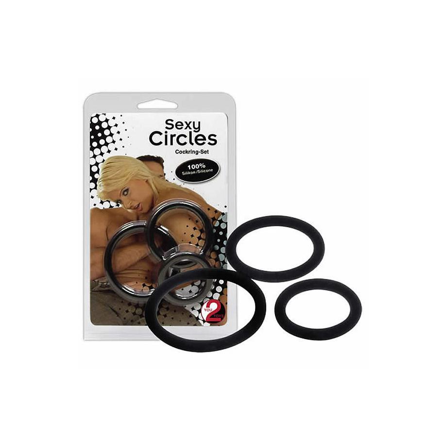 Sexy Circles Penisring