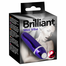 Brilliant Mini Vibe Vibrator