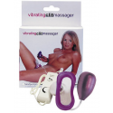 Vibrating Clit Massager - Klitoris Stimulator