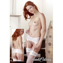 Hvid hofteholder