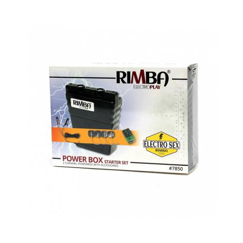 Electro Sex Powerbox starter set