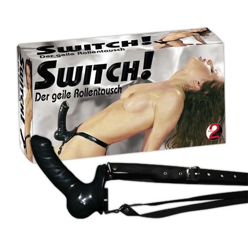 Switch Strap-On Dildo