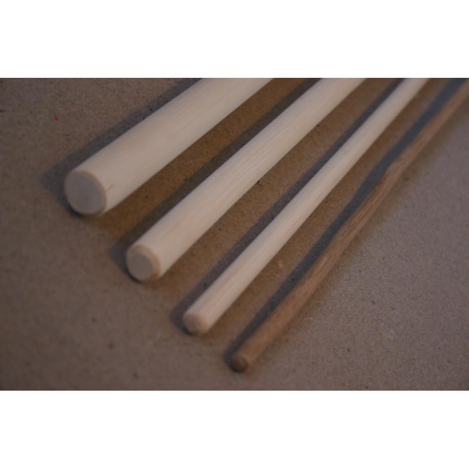 Råt rør mini, spanskrør som i gamle dage i skolen. godt Sm udstyr