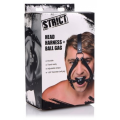 Head Harness with 1.65 inch Ball Gag