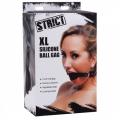 XL 2 Inch Silicone Ball Gag