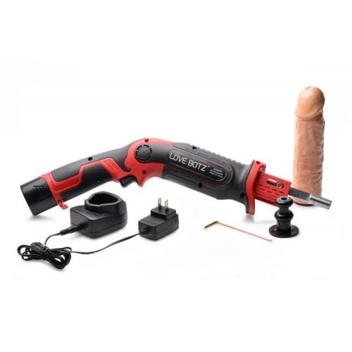 Thrust-Bot håndholdt sex maskine