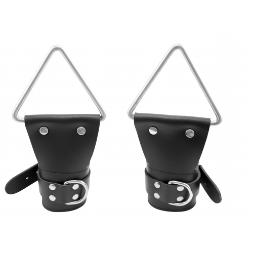 Leather Hanging Cuffs ophængs manchetter