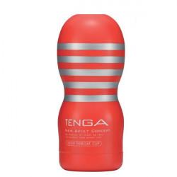 Deep throat cup pocket pussy spændende sexlegetøj fra din SM shop