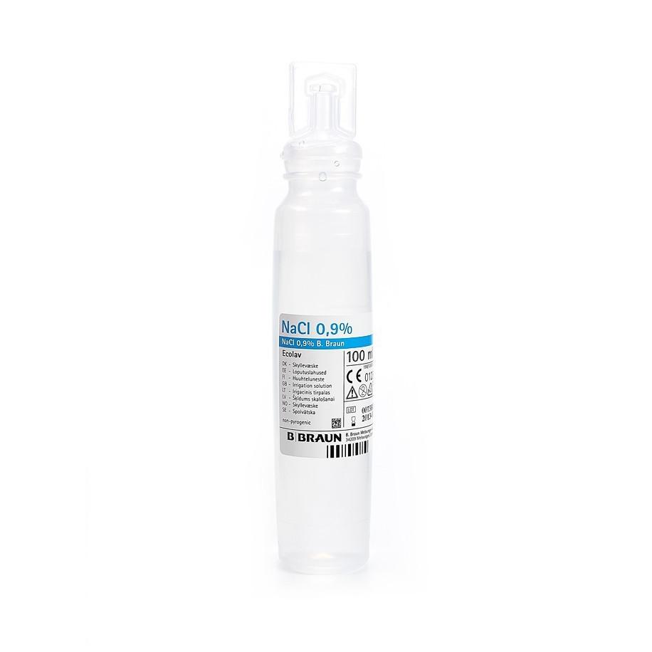 100ml Saltvand fyld brysterne med saltvand på klinikken med indsprøjtning. fra din SM shop